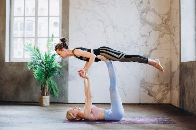 Czy joga odchudza- najczęściej zadawane pytanie przez początkujących kursantów?